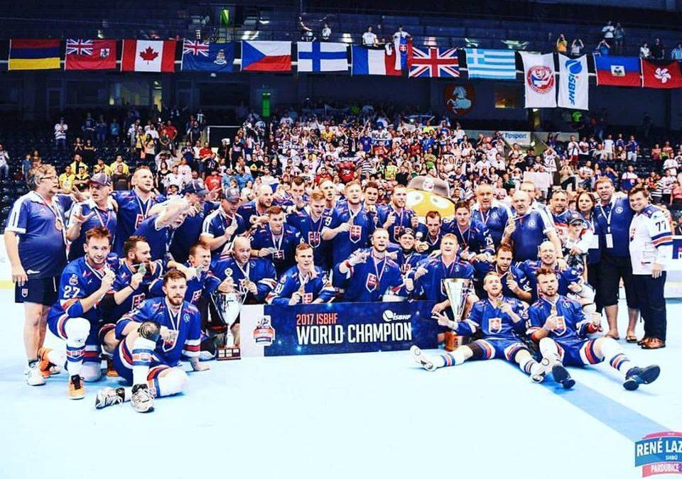 MS v hokejbale Pardubice