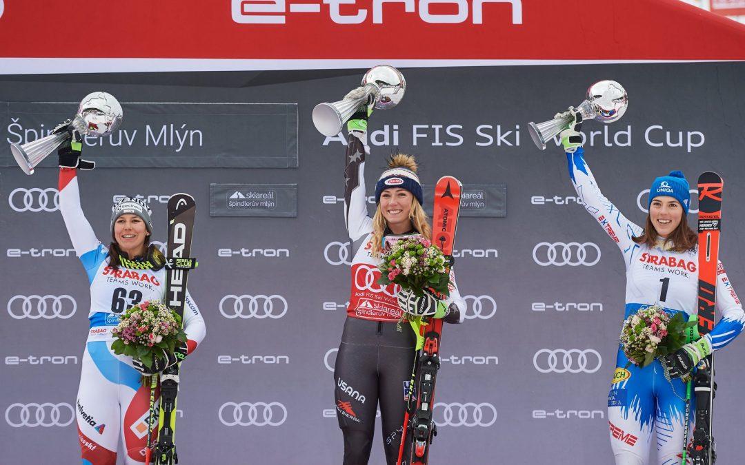 FIS SKI WORLD CUP Špindl